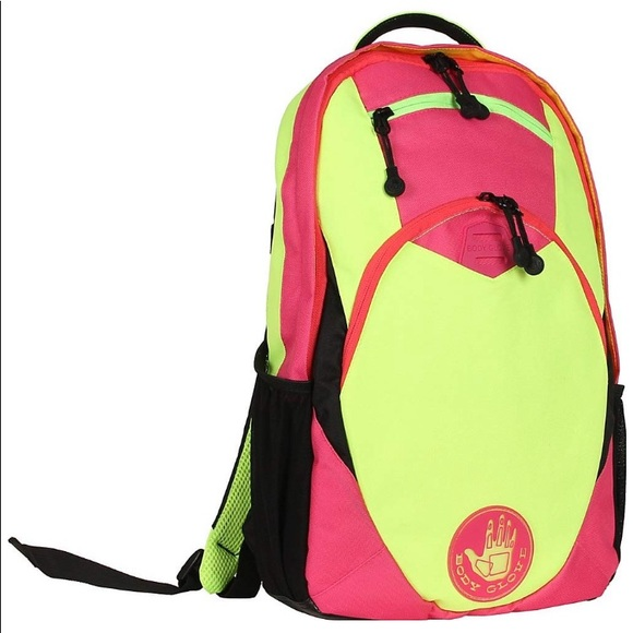 311006c1b5aa Neon Pink Yellow Body Glove Fenley Backpack NWT NWT